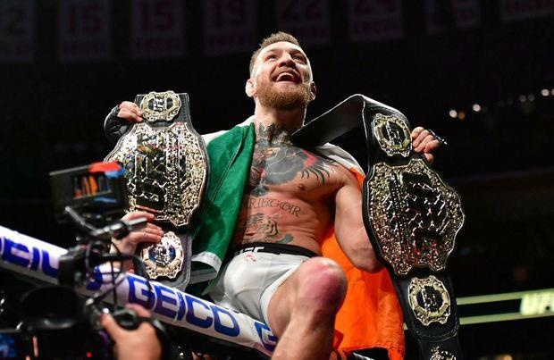 Conor McGregor theo chan Mayweather thuong dai WWE? hinh anh 1