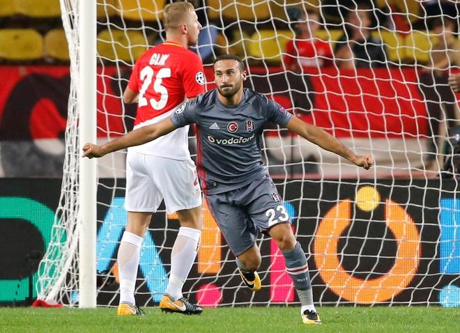 Monaco thua nguoc Besiktas 1-2 anh 7