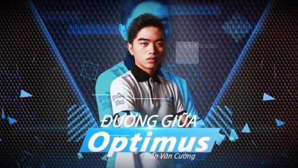 Optimus: 'Khong bao gio hoi han khi tro thanh game thu' hinh anh
