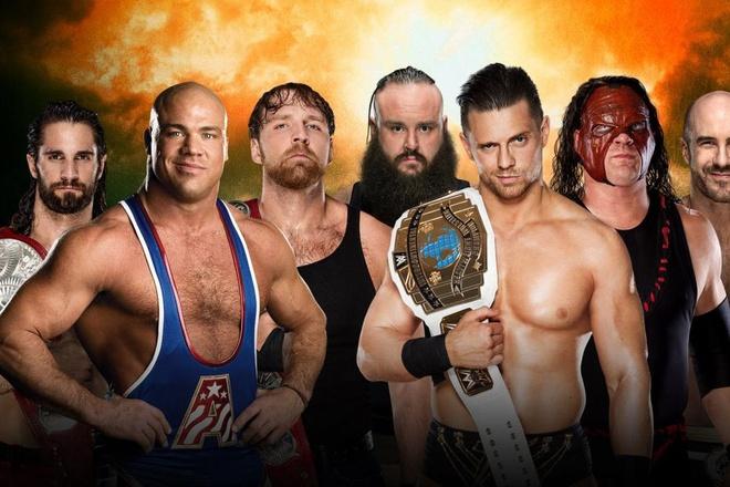 Huyen thoai WWE tai xuat sau 11 nam hinh anh 1