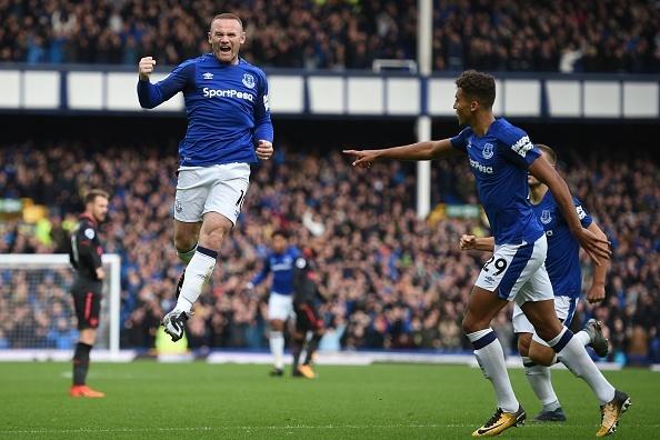 Everton 2-5 Arsenal: Mon qua sinh nhat y nghia cho Arsene Wenger hinh anh 10