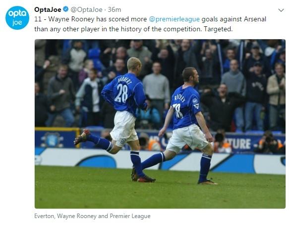 Everton 2-5 Arsenal: Mon qua sinh nhat y nghia cho Arsene Wenger hinh anh 8