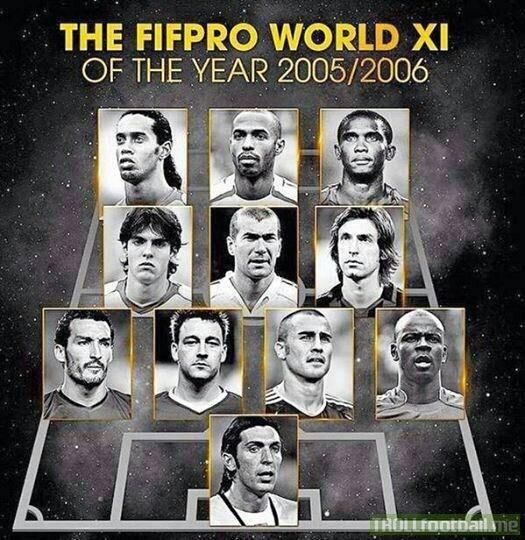 Hon 1 thap ky Ronaldo, Messi thong tri doi hinh hay nhat nam cua FIFA hinh anh 3