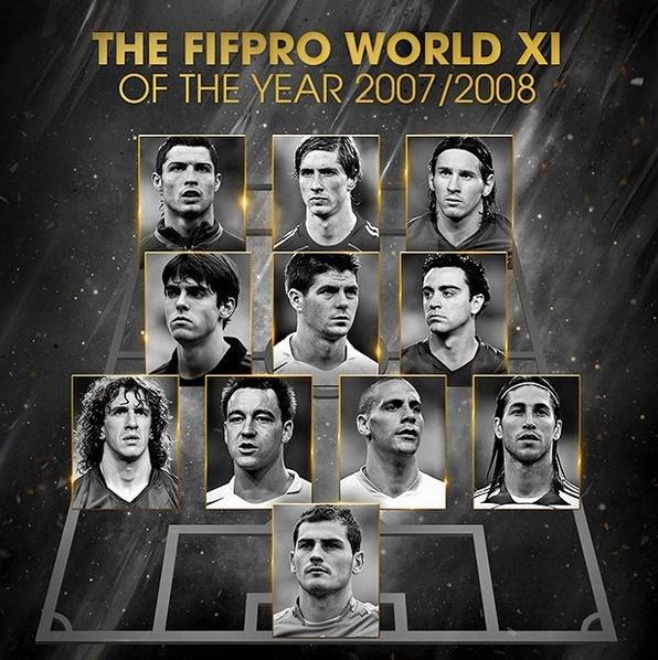 Hon 1 thap ky Ronaldo, Messi thong tri doi hinh hay nhat nam cua FIFA hinh anh 5