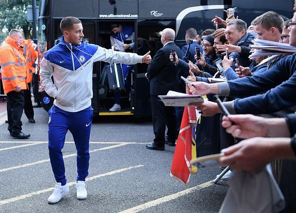 Morata kien tao, Hazard ghi ban dua Chelsea tro lai top 4 hinh anh 9