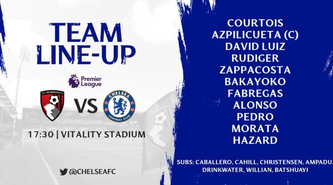 Morata kien tao, Hazard ghi ban dua Chelsea tro lai top 4 hinh anh 3