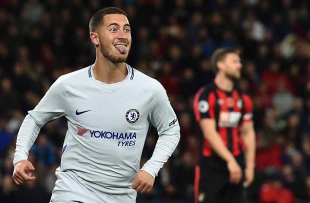 Morata kien tao, Hazard ghi ban dua Chelsea tro lai top 4 hinh anh 22