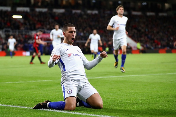 Morata kien tao, Hazard ghi ban dua Chelsea tro lai top 4 hinh anh 20