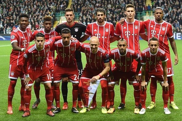 Bayern co chien thang thu 5 lien tiep anh 1