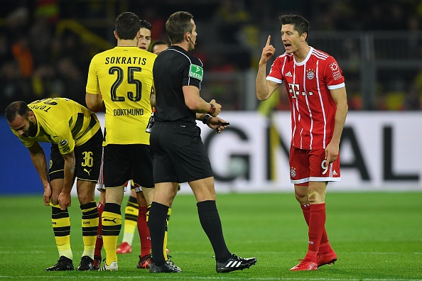 Tiep mach thang hoa, Bayern nhan chim Dortmund tren san khach hinh anh 2