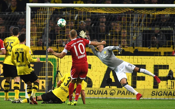 Tiep mach thang hoa, Bayern nhan chim Dortmund tren san khach hinh anh 4