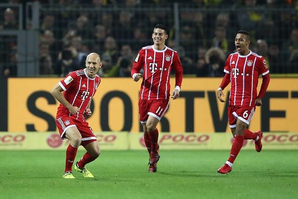 Tiep mach thang hoa, Bayern nhan chim Dortmund tren san khach hinh anh 5