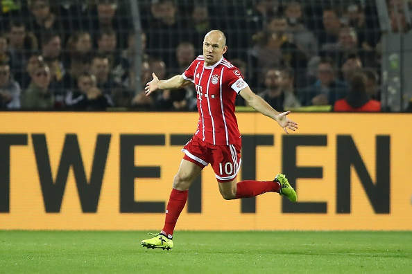 Tiep mach thang hoa, Bayern nhan chim Dortmund tren san khach hinh anh 3
