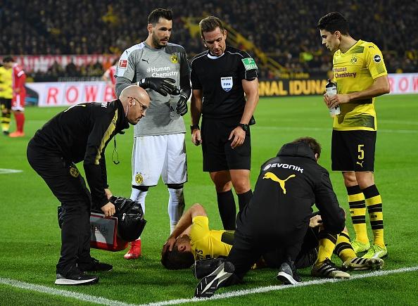 Tiep mach thang hoa, Bayern nhan chim Dortmund tren san khach hinh anh 11