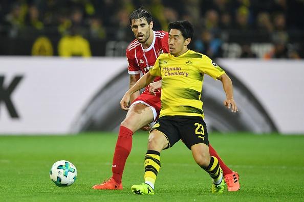 Tiep mach thang hoa, Bayern nhan chim Dortmund tren san khach hinh anh 6