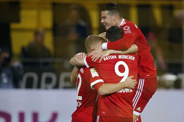 Tiep mach thang hoa, Bayern nhan chim Dortmund tren san khach hinh anh 10