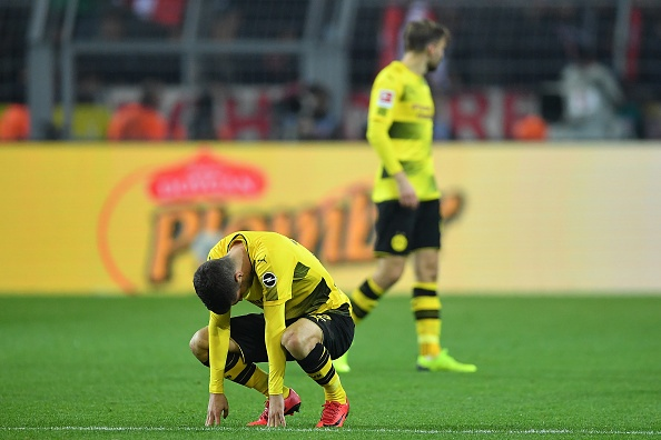 Tiep mach thang hoa, Bayern nhan chim Dortmund tren san khach hinh anh 15