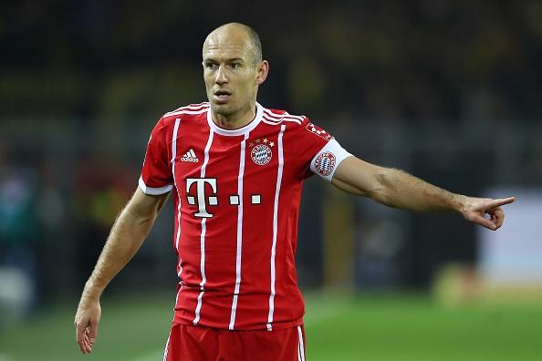 Tiep mach thang hoa, Bayern nhan chim Dortmund tren san khach hinh anh