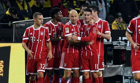Tiep mach thang hoa, Bayern nhan chim Dortmund tren san khach hinh anh 16