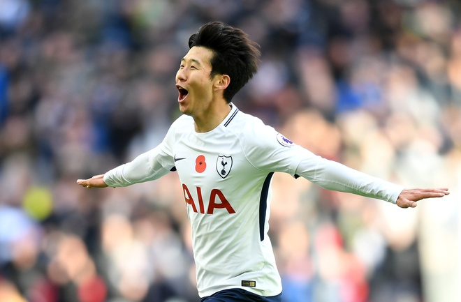 Vuot Park Ji Sung, sao Tottenham la chan sut chau A vi dai nhat NH Anh hinh anh
