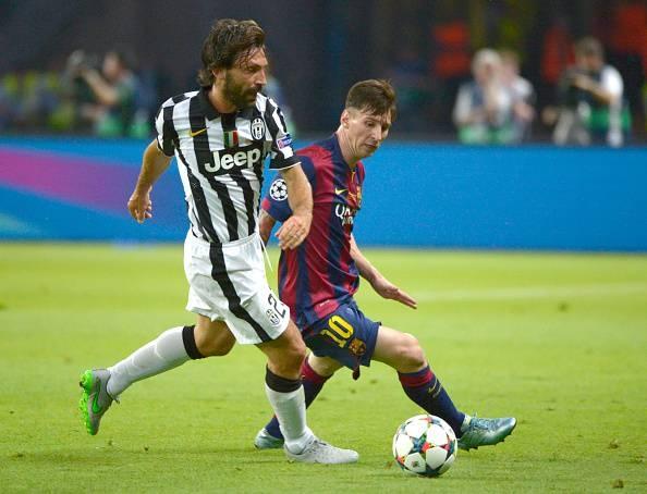 Ronaldo bi gat khoi doi hinh trong mo cua Pirlo hinh anh 10