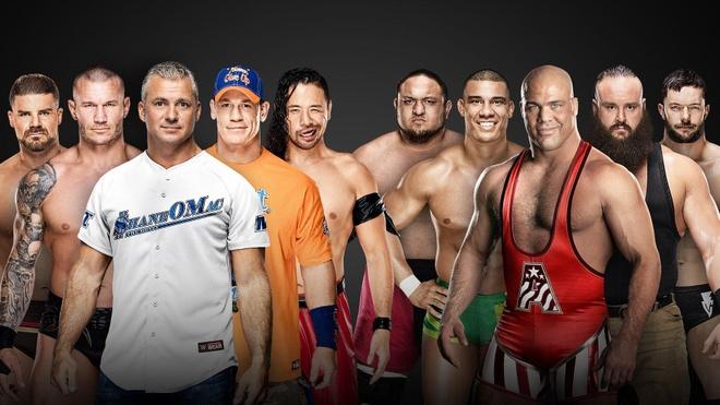 Huyen thoai John Cena bat ngo tro lai san dau WWE hinh anh 1