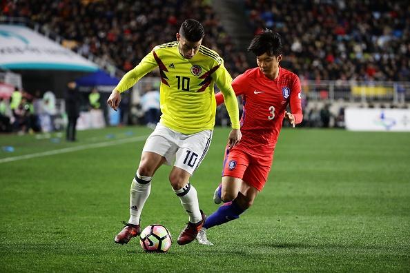 Sao Tottenham lap cu dup giup Han Quoc danh bai Colombia hinh anh 5