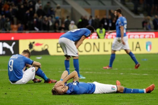 Italy chinh thuc ngoi nha xem World Cup sau 60 nam hinh anh