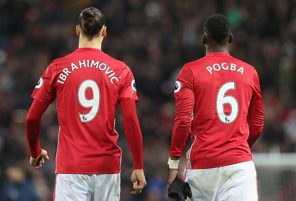 Ibrahimovic, Pogba san sang tro lai cuoi tuan nay hinh anh