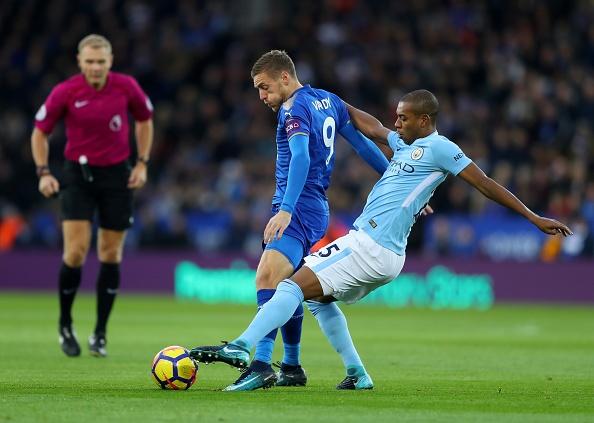 Leicester 0-2 Man City: De Bruyne sut xa dang cap hinh anh 9