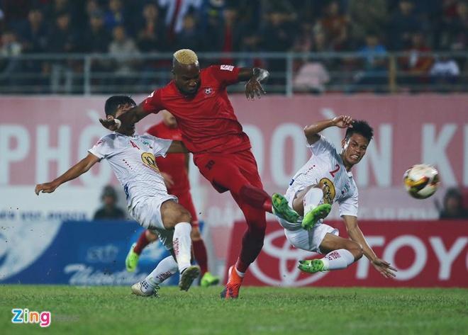 CLB Hai Phong 1-2 HAGL: Van Toan ghi ban dau tien sau 24 tran hinh anh 12