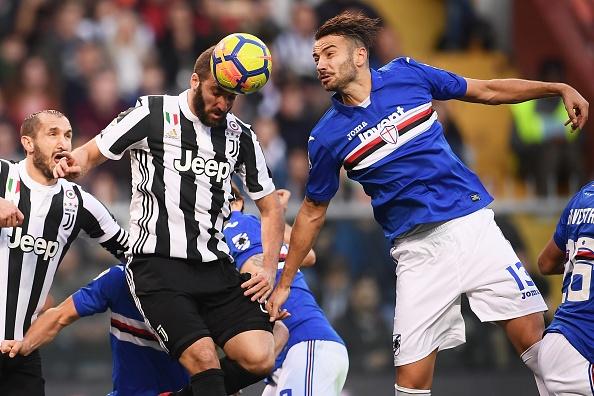 Thua soc Sampdoria, Juventus bi Napoli cat duoi tren BXH Serie A hinh anh 1