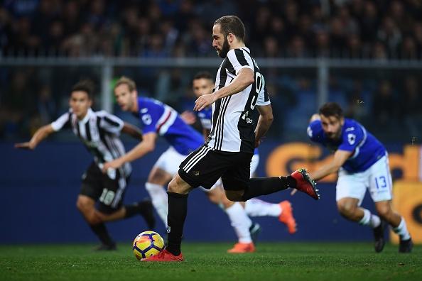 Thua soc Sampdoria, Juventus bi Napoli cat duoi tren BXH Serie A hinh anh 9