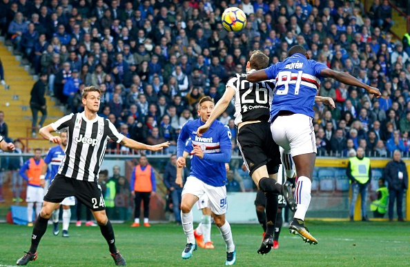 Thua soc Sampdoria, Juventus bi Napoli cat duoi tren BXH Serie A hinh anh 4