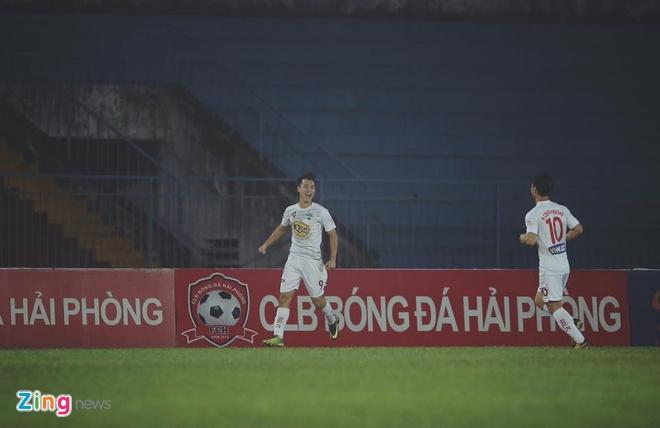 CLB Hai Phong 1-2 HAGL: Van Toan ghi ban dau tien sau 24 tran hinh anh 1