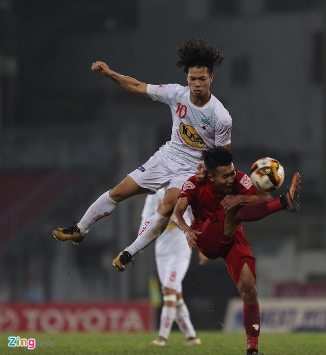 CLB Hai Phong 1-2 HAGL: Van Toan ghi ban dau tien sau 24 tran hinh anh 14