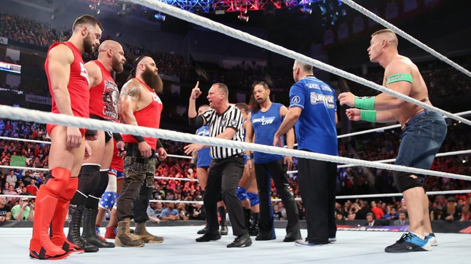 Huyen thoai John Cena bi ha chong vanh trong lan tai xuat hinh anh 1