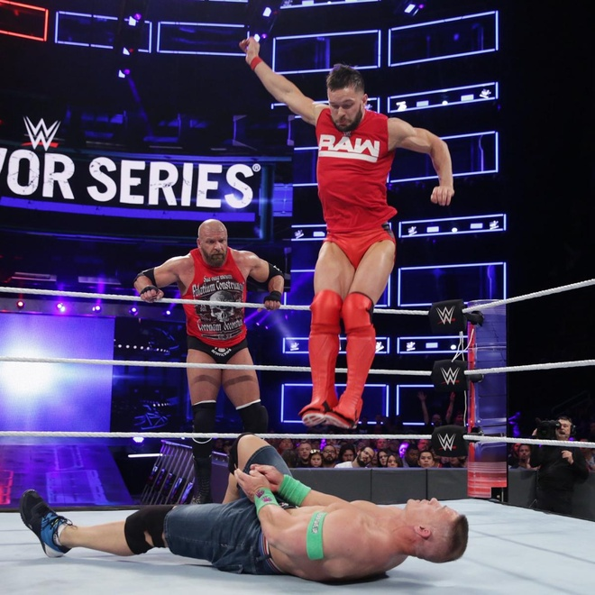 Huyen thoai John Cena bi ha chong vanh trong lan tai xuat hinh anh 7
