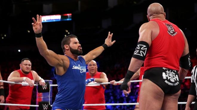 Huyen thoai John Cena bi ha chong vanh trong lan tai xuat hinh anh 3