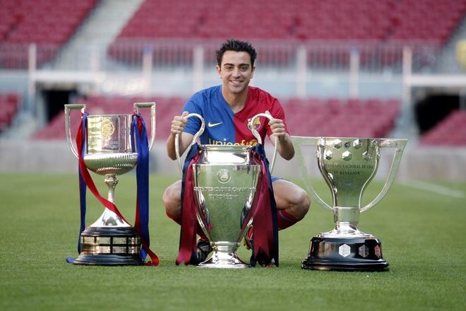 Barcelona thong tri doi hinh vi dai nhat the ky 21 cua UEFA hinh anh 6