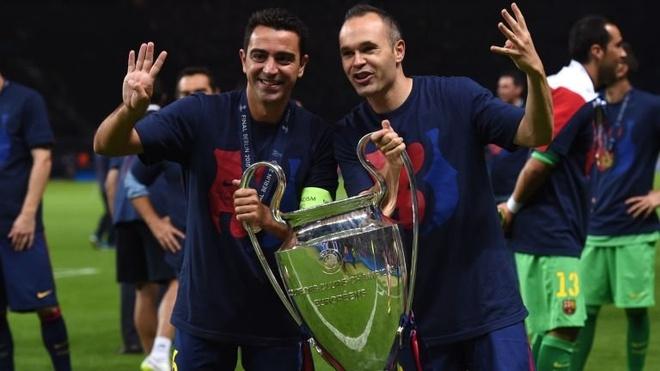 Barcelona thong tri doi hinh vi dai nhat the ky 21 cua UEFA hinh anh 7