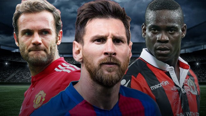 Messi va 9 ngoi sao tu do dam phan ben do trong thang 1 hinh anh
