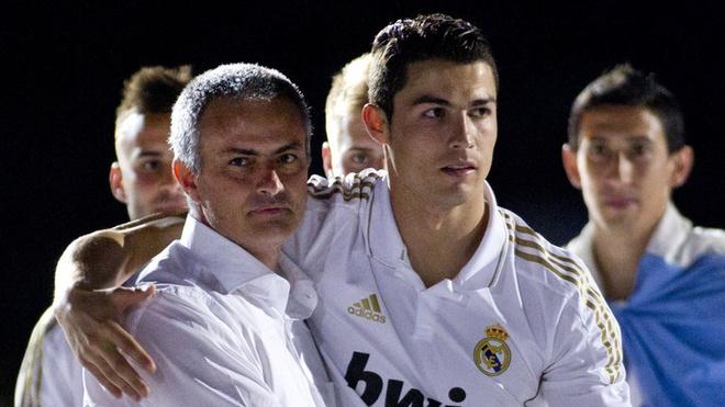 Ronaldo va 9 cau thu co thu oan voi Mourinho hinh anh 10