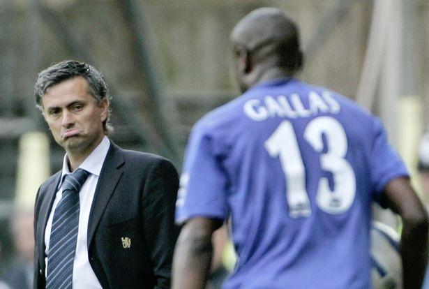 Ronaldo va 9 cau thu co thu oan voi Mourinho hinh anh 5