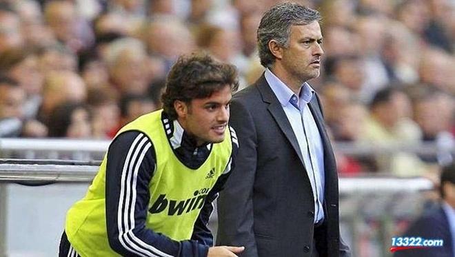 Ronaldo va 9 cau thu co thu oan voi Mourinho hinh anh 6