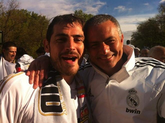 Ronaldo va 9 cau thu co thu oan voi Mourinho hinh anh 8