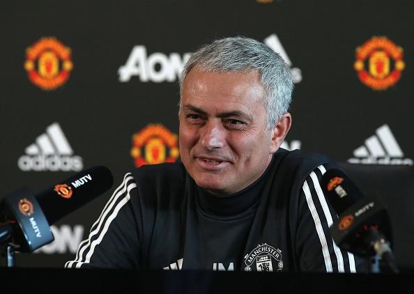 Mourinho xac nhan 4 ngoi sao vang mat o dai chien Arsenal hinh anh 6