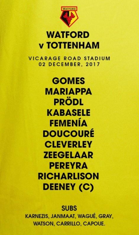 Watford 1-1 Tottenham: Tam the do tai hai hinh anh 1