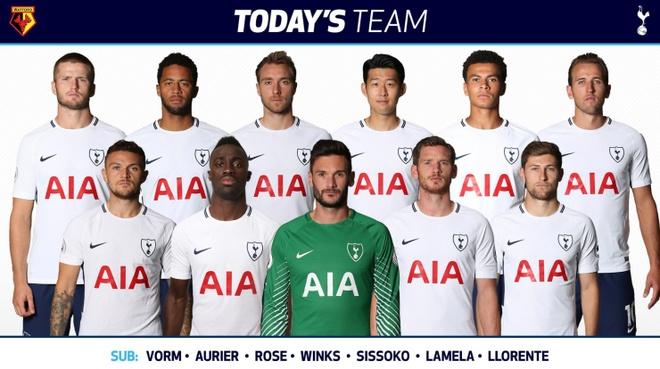 Watford 1-1 Tottenham: Tam the do tai hai hinh anh 2