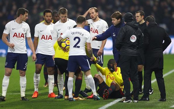 Watford 1-1 Tottenham: Tam the do tai hai hinh anh 15